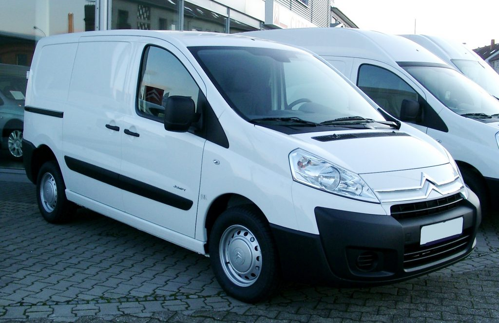 Citroen Jumpy 6mcube