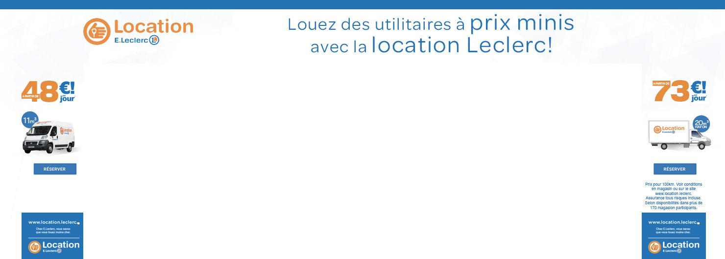 Comparateur location utilitaire